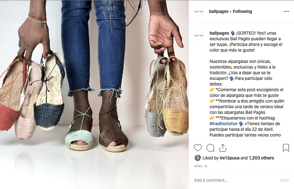 sorteo-instagram-ball-pages-ecommerce